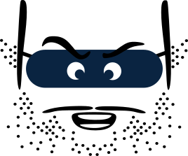 Brickster's Face (Game Movie Scenes)