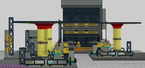 Reactor Room Scale Differences