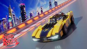 Racer X & Shooting Star